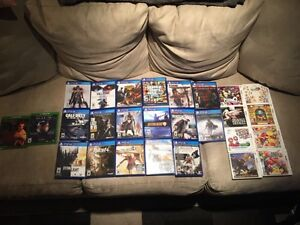 **PS4, PS3, PSVITA, 3DS, WiiU, XBOX1 GAMES FOR SALE**