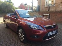 Ford Focus 2.0 CC-3 (red) 2009