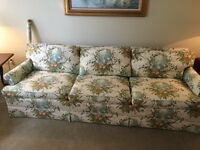 Vintage Barrymore Couch and Loveseat