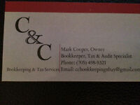 C&C Bookkeeping Services & Income Tax