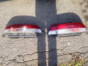 Tail light prelude