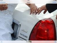 Limousine pour votre mariage de reve !!!!!!
