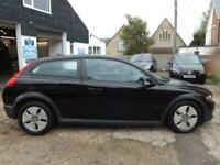 VOLVO C30 1.6D DRIVe R DESIGN 3dr DRIVE AWAY TODAY! SPARE KEY!