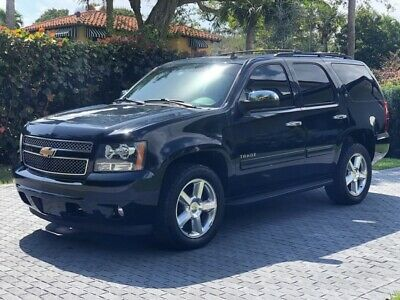 2012 Chevrolet Tahoe LT 4WD 2012 Chevrolet Tahoe LT 4WD 91,249 Miles Black  5.3L V8 OHV 16V FFV Automatic