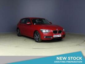 2012 BMW 1 SERIES 118d Sport 5dr