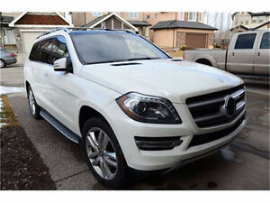 2013 Mercedes GL350 EXTENDED WARRANTY TILL MAY 2020