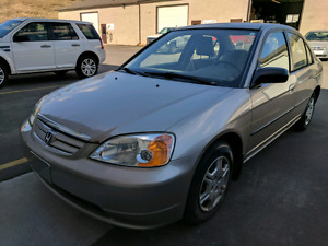 2002 Honda Civic Safetied and Etested