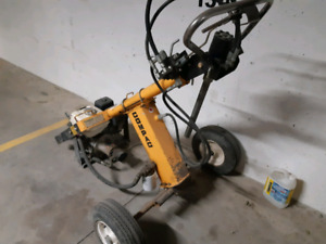Towable auger for sale