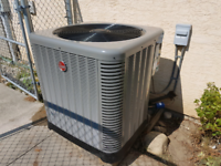 Trade Heat pump, furnace, ac for SUV