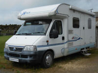 ACE Novella Modena 2 Berth Motorhome with Rear Fixed Double Bed