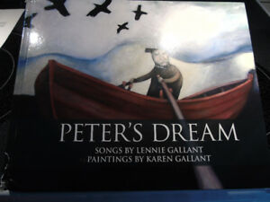 PETER'S DREAM, SONGS BY LENNIE GALLANT