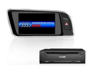 audi a4 s4 a5 q5 and q7 hd touchscreen gps bt audio mp3 mp5 mp5
