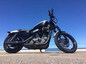 2009 Harley Davidson 1200 Nightster