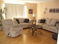 NICE, CLEAN, QUIET 2 BR APT NEAR MONCTON HOSPITAL & U OF M