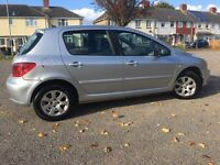 Peugeot 307 54 plate for sale