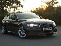 Audi A6 Avant 3.0TDI ( 245ps ) quattro Tronic 2012MY S Line 1 OWNER, FSH, S/NAV