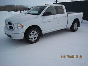 2011 Dodge Power Ram 1500 SLT Pickup Truck 4X4