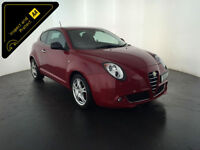 2011 61 ALFA ROMEO MITO DISTINCTIVE M-AIR TB SERVICE HISTORY FINANCE PX
