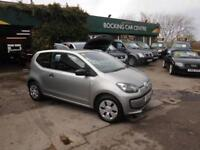 Volkswagen up! 1.0 ( 60ps ) 2014Take Up 48000MLS ZERO TAX EXCELLENT
