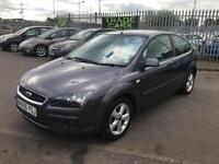 Ford Focus 1.6 Zetec Climate 2005 Only 112K May 17 Mot