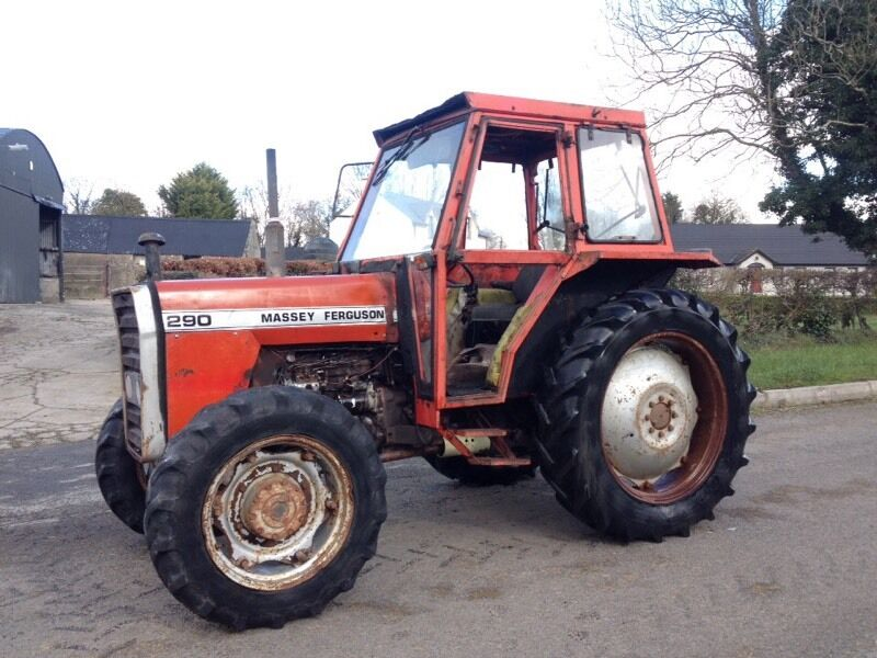 Massey Ferguson 290 4wd In Rathfriland County Down