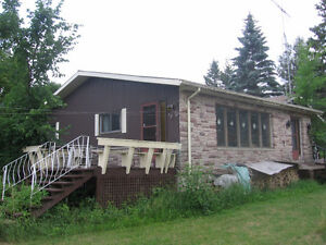 244 ECHO LAKE ROAD..'3 BDRM BUNG ON 3 1/2 ACRES