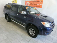 2008 Toyota Hilux 3.0 D4D DIESEL 4X4 Invincible ***BUY FOR ONLY £45 PER WEEK***