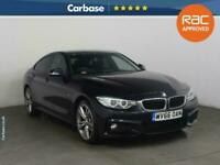 2016 BMW 4 Series 420d [190] xDrive M Sport 5dr Auto [Prof Media] COUPE Diesel A