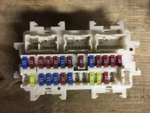 Front Left panel fuse box for 07, 08 Infiniti G35