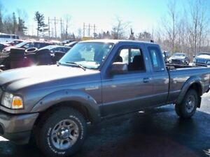 LOW MILEAGE 2008 Ranger ONLY 134000KM!!! , NICE AND CLEAN, A/C!