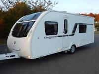 Swift Challenger Sport 564 SR, 2012, 4 Berth, 2 Fixed Single Beds, MOVERS, VGC!