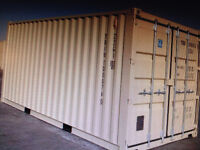 20' Storage Sea Containers