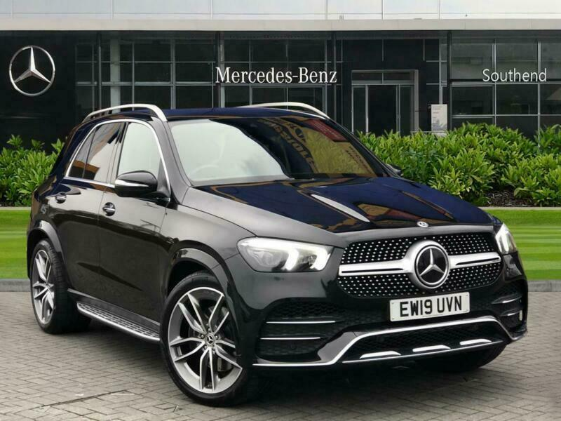 2019 Mercedes-Benz Gle GLE 400d 4Matic AMG Line Prem + 5dr 9G-Tron 7 St Diesel   in Leigh-on ...