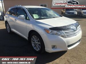 2012 Toyota Venza AWD NO ACCIDENTS ONE OWNER ONLY $18970  AWD EX