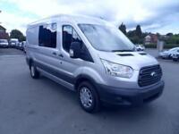 Ford Transit 2.0TDCi ( 170PS ) ( EU6 ) RWD 2016.75MY 350 L3H2 Double cab Van