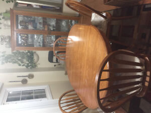 Dining room furniture /moving sale