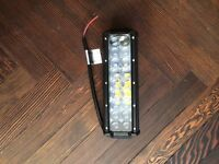 Led Light Bars , flush mount pods and regular