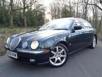 2000 X Jaguar S-TYPE 3.0 V6 SE..LOW MILES..HIGH SPEC..NICE COLOUR COMBO