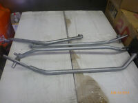 Mustang reverse lockout rods
