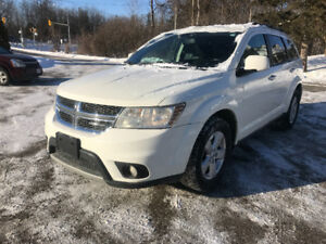 Dodge Journey low KM certified mint condition