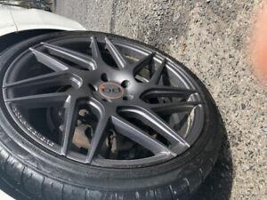 Jante Audi volkswagen Mercedes 5x112 20