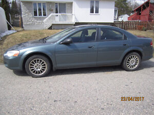 2006 Chrysler Sebring Berline