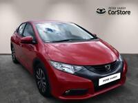Honda Civic I-DTEC ES-T (red) 2013-03-27