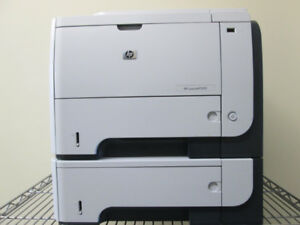 HP LASERJET ENTERPRISE P3015x MONOCHROME WORK GP PRINTER- CE529A