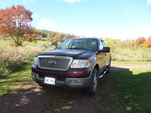 2004 Ford F150 Lariat Extended Cab