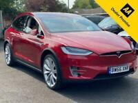 2017 Tesla Model X P90D LUDICROUS Automatic