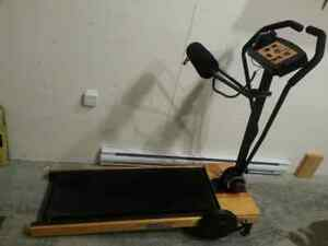 Small NordicTrack Treadmill