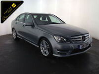 2013 MERCEDES-BENZ C250 AMG SPORT CDI AUTO 1 OWNER SERVICE HISTORY FINANCE PX