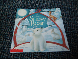 THE SNOW BEAR Paperback