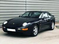 1993 Porsche 968 3.0 2dr Coupe Petrol Automatic